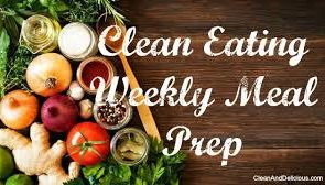 My steps to food prep
