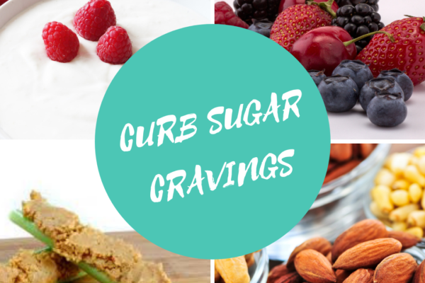 How to curb sugar cravings!